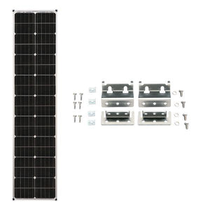 Zamp Solar 90W Long Expansion Solar Kit