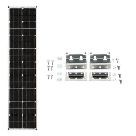 Image of Zamp Solar 90W Long Expansion Solar Kit