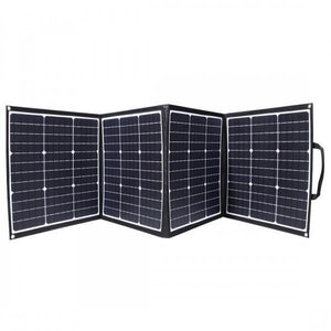 Lensun 160W (4 x 40W) 12V Flexible Folding Solar Panel