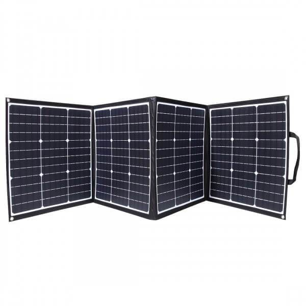 Lensun 160w 4 X 40w 12v Flexible Folding Solar Panel