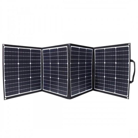 Image of Lensun 160W (4 x 40W) 12V Flexible Folding Solar Panel