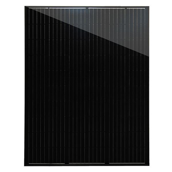 Mission Solar 310W Monocrystalline Solar Panel All Black