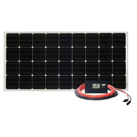 Go Power 190W Overlander Solar Kit