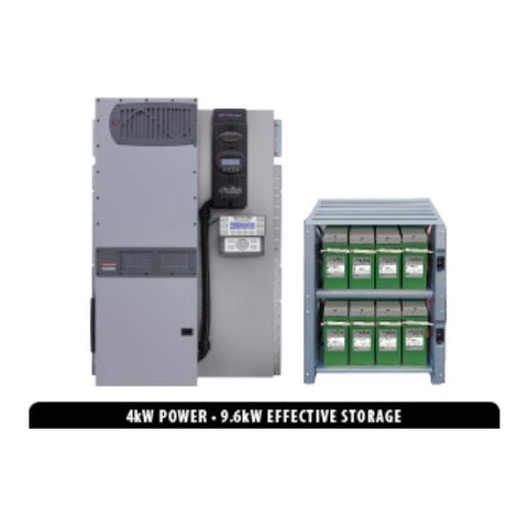 OutBack Power SystemEdge 4kW SE-420PLC