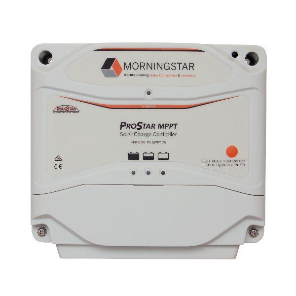 Morningstar ProStar 25amp MPPT Charge Controller