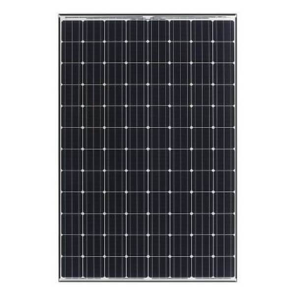 325 Watt Mono 96 Cell HIT Solar Panel from Panasonic VBHN325SA16