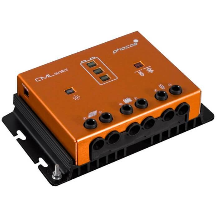 Phocos PWM Charge Controller Four-Stage 30A CMLsolid30