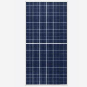 REC 350 Watts Polycrystalline TwinPeak2 Series 72 Cell Solar Panel with Clear Frame & White Back Sheet REC350TP2S-72