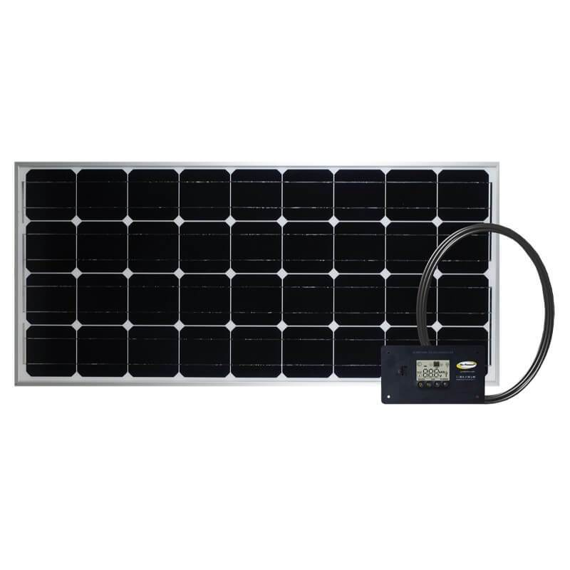 Go Power 100W Retreat Solar Kit