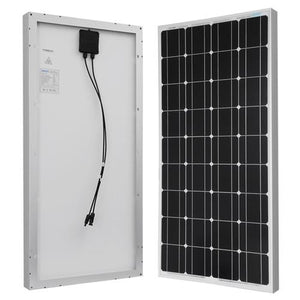 100W Monocrystalline Solar Panel From Renogy - 12V