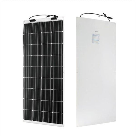Renogy 160 Watt 12 Volt Flexible Monocrystalline Solar Panel