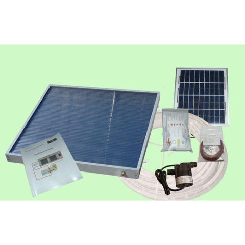 Image of Heliatos RV Solar Water Heater Kit