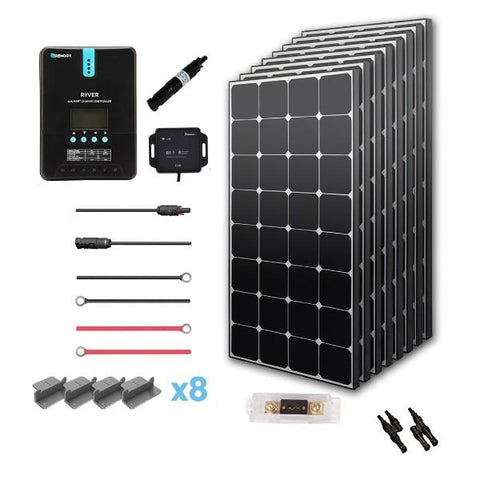Image of Renogy New 800 Watt 24 Volt Solar Premium Kit