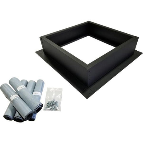 Attic Breeze Roof Curb Installation Kit