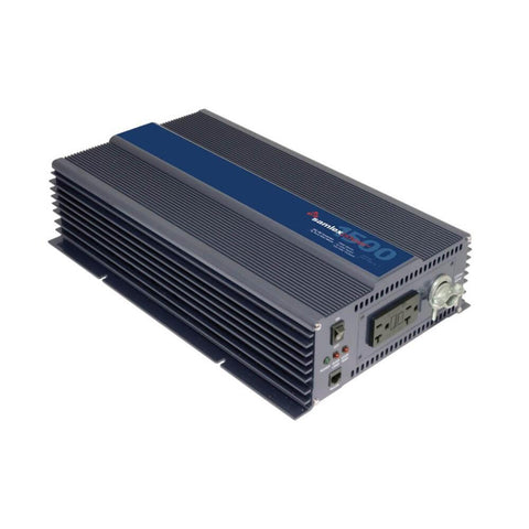 Samlex 1500W Pure Sine Wave Inverter PST Series 12V front view