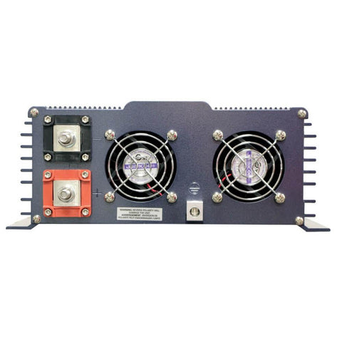 Image of Samlex 1500W Pure Sine Wave Inverter PST Series 24V back view