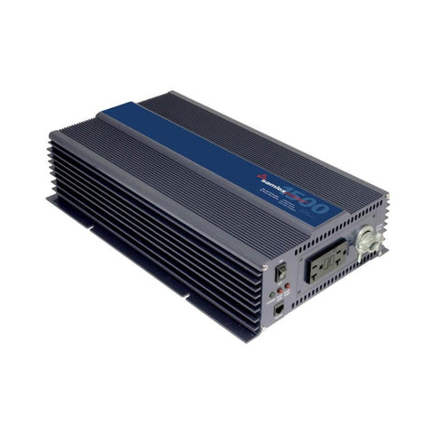 Image of Samlex 1500W Pure Sine Wave Inverter PST Series 24V front view
