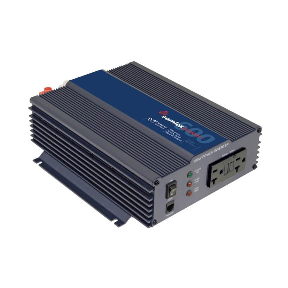 Samlex 600W Pure Sine Wave Inverter PST Series 12V front view