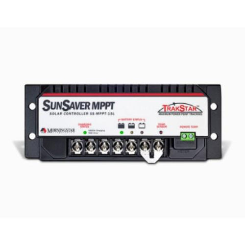 Morningstar SunSaver 15amp (12/24 volts) MPPT Charge Controller SS-MPPT-15L
