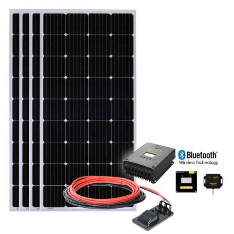 Go Power 760W Solar AE 4 Kit