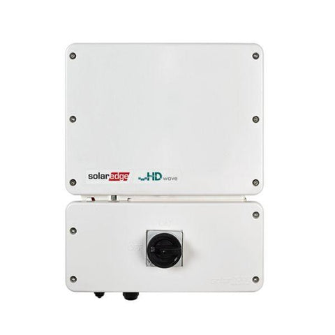 SolarEdge 7.6kW HD Wave Grid Tied Inverter