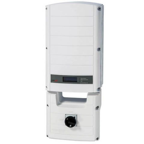 SolarEdge 9kW Three Phase Inverter for the 208V Grid for North America - SE9KUS
