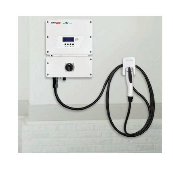 Solaredge 7 6kw Electric Vehicle Charging Inverter Se7600h