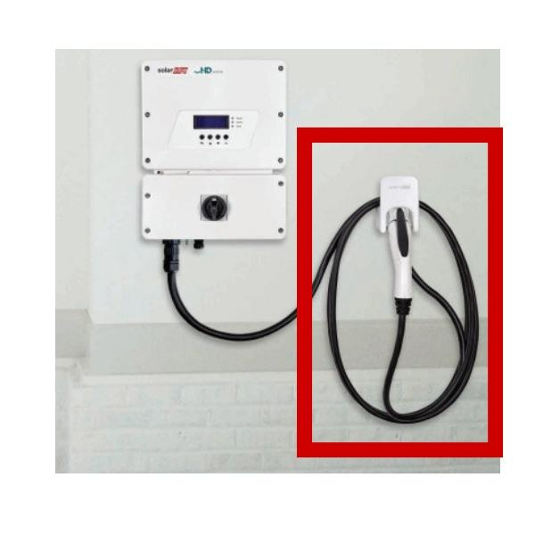 SolarEdge EV Charge Connector Cord