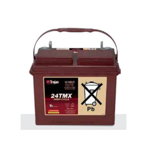 Trojan 70 Amp Hours (@ C/20) 12 Volt Flooded Lead Acid Battery