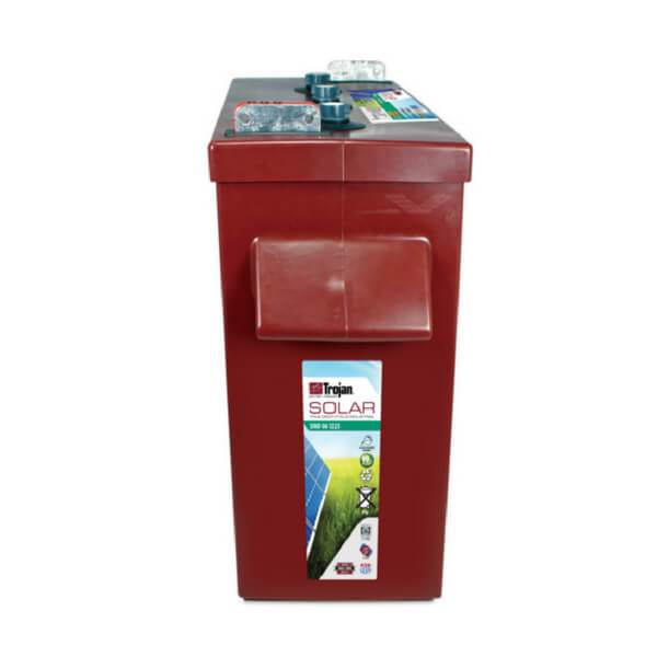 Trojan 942 Amp Hours (@ C/20) 6 Volt Flooded Solar Industrial Line Battery SIND 06 1225