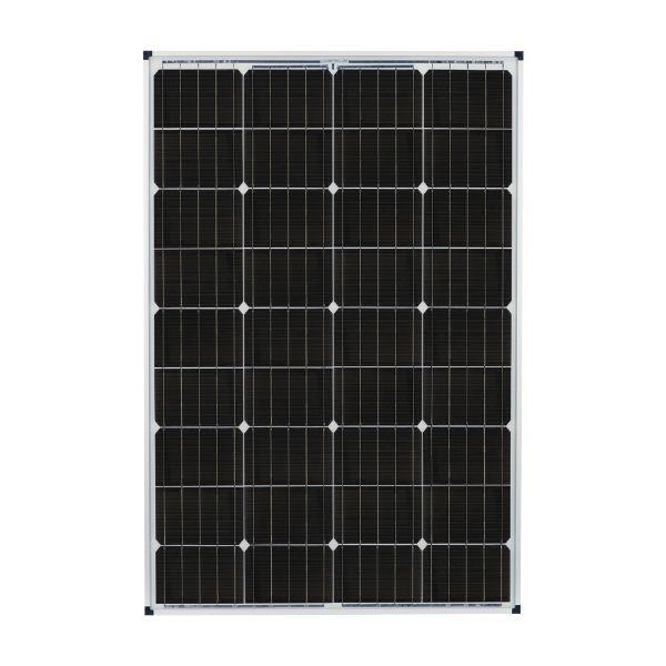 Zamp Solar 115W Deluxe RV Roof Mounted Solar Kit