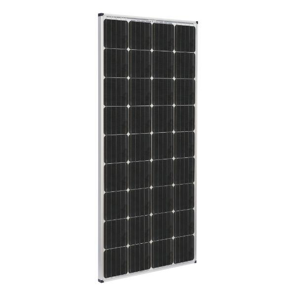 Zamp Solar 170W Deluxe RV Roof Mounted Solar Kit