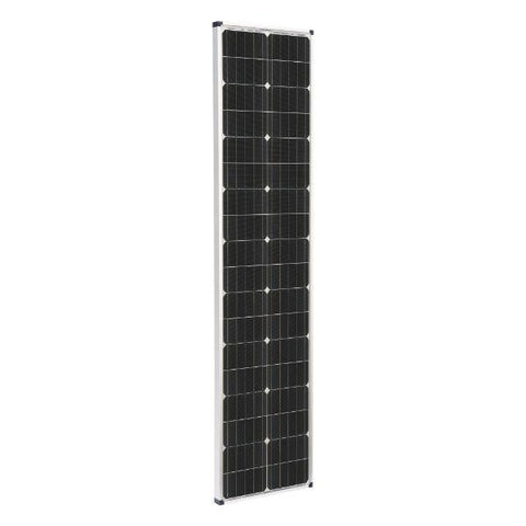 Image of Zamp Solar 90W Long Roof Mount Solar Kit