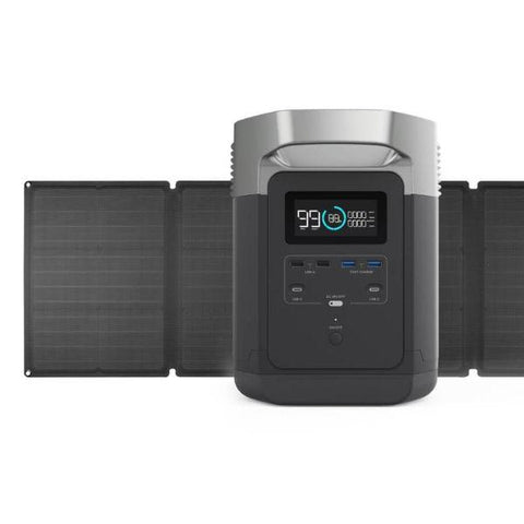 Image of EcoFlow DELTA 1300 110W Energy Bundle