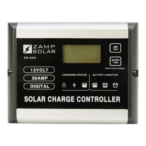 Image of Zamp Solar 30 Amp Obsidian Integration Kit