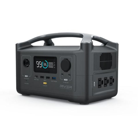 Image of EcoFlow RIVER 600 Portable Power Station