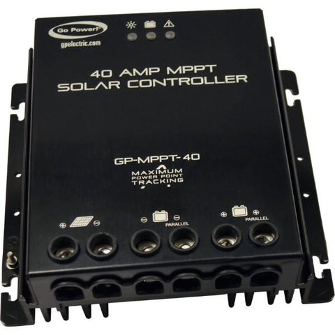 Image of Go Power 40A MPPT Solar Controller