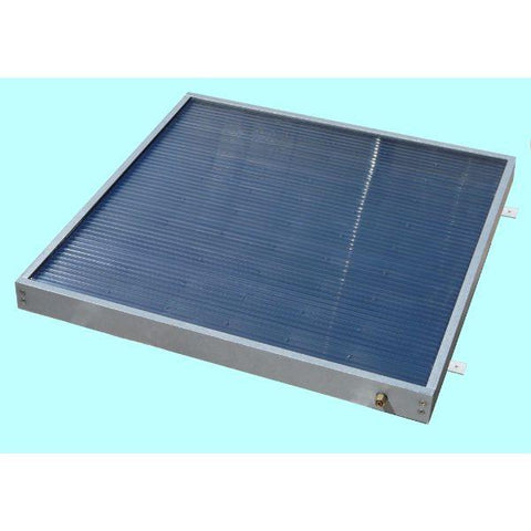 Image of Heliatos RV Freeze Protected Solar Water Heating Kit: With External Heat Exchanger
