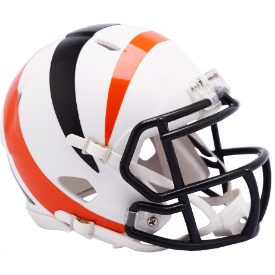 Cincinnati Bengals Riddell Speed AMP Mini Football Helmet