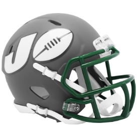 New York Jets Riddell Speed AMP Mini Football Helmet