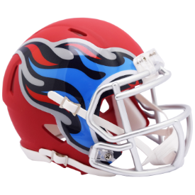 Tennessee Titans Riddell Speed AMP Mini Football Helmet