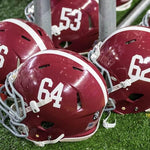 Alabama Crimson Tide (Any #) Riddell Speed Mini Football Helmet