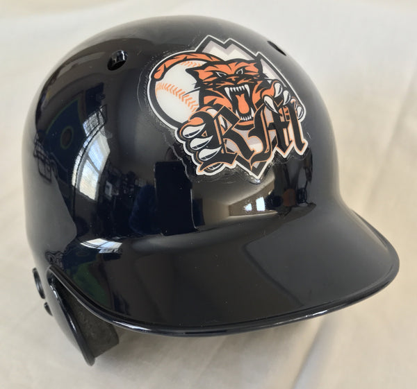 Custom Schutt Mini Baseball Batters Helmets