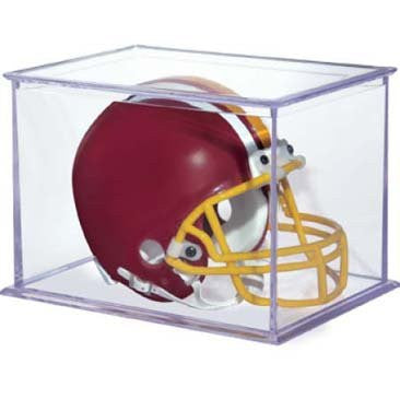 Square Football Mini Helmet Holder - Pro Tech