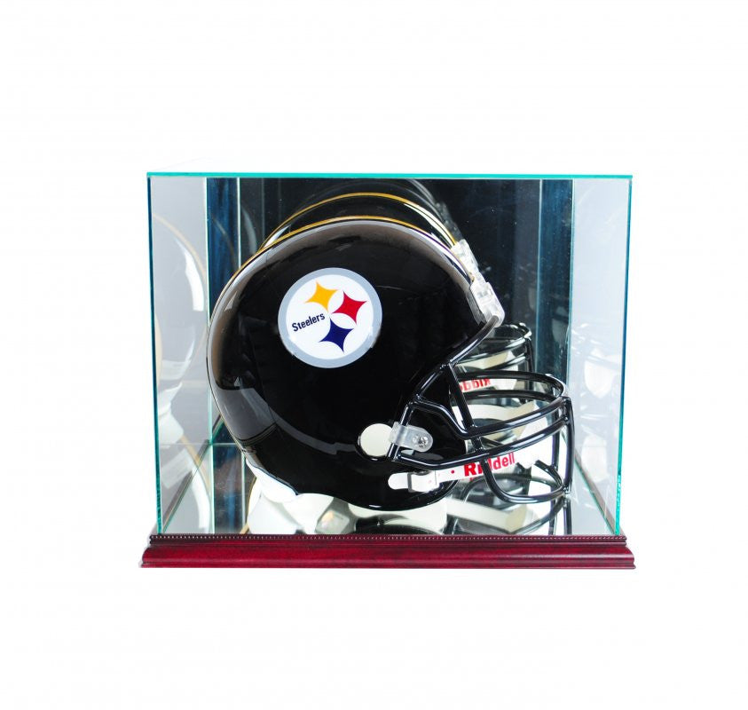 Rectangle Football Helmet Display Case
