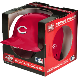 Cincinnati Reds Rawlings MLB Mini Batters Helmet