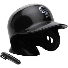 Colorado Rockies Rawlings MLB Mini Batters Helmet
