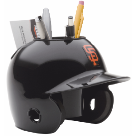 San Francisco Giants MLB Schutt Mini Baseball Desk Caddy