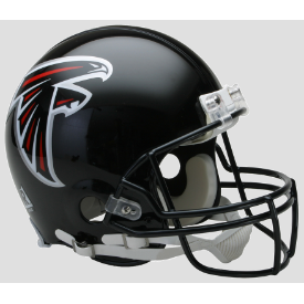 Atlanta Falcons Riddell VSR-4 Throwback 03-19 Authentic Full Size Football Helmet
