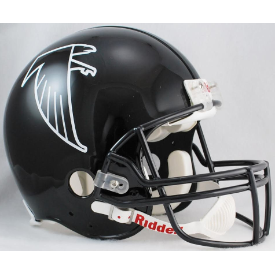 Atlanta Falcons Riddell VSR-4 Throwback 90-02 Authentic Full Size Football Helmet